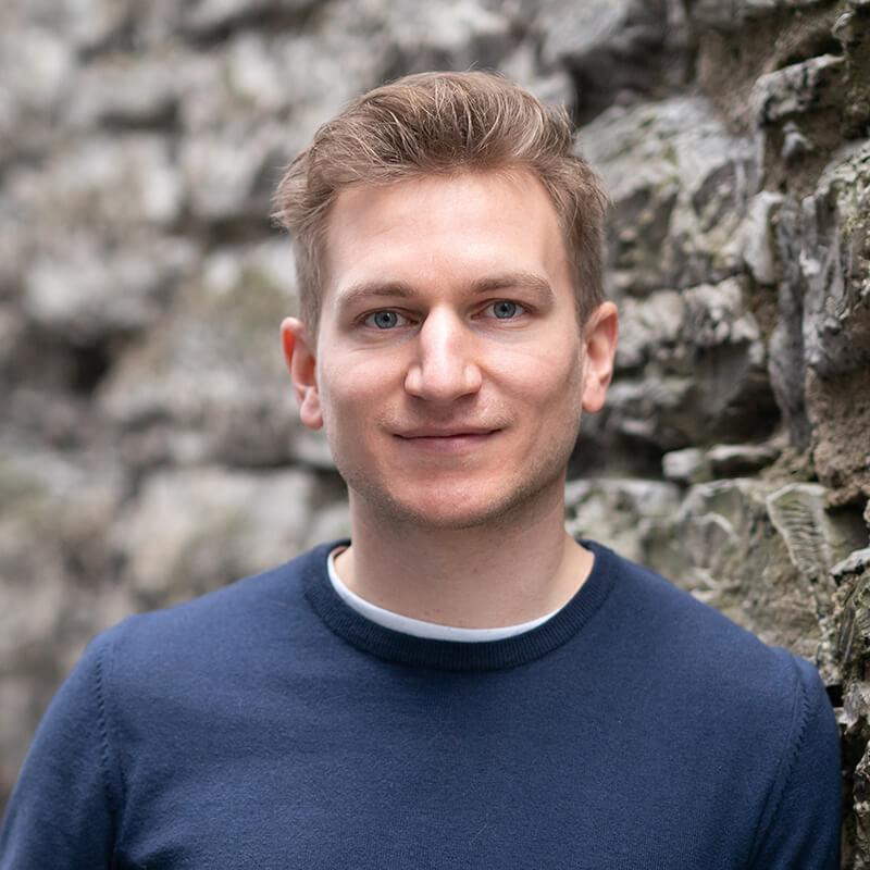 Hannes Aichmayr, Portrait, 29.1.2021
